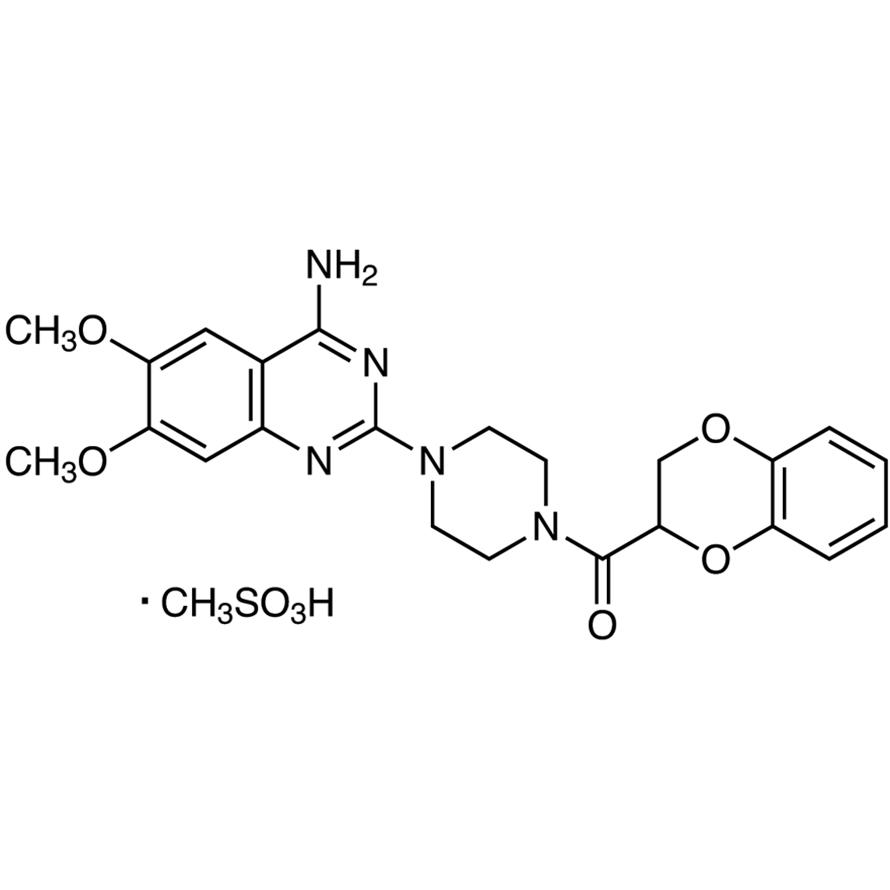 Doxazosin Mesylate
