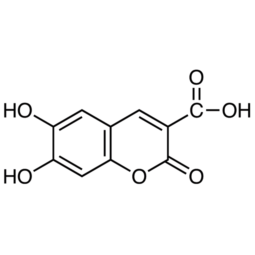 6,7-Dihydroxycoumarin-3-carboxylic Acid