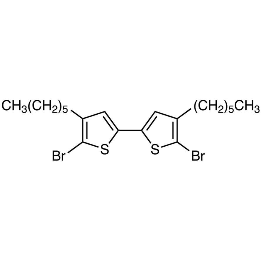 5,5'-Dibromo-4,4'-dihexyl-2,2'-bithiophene