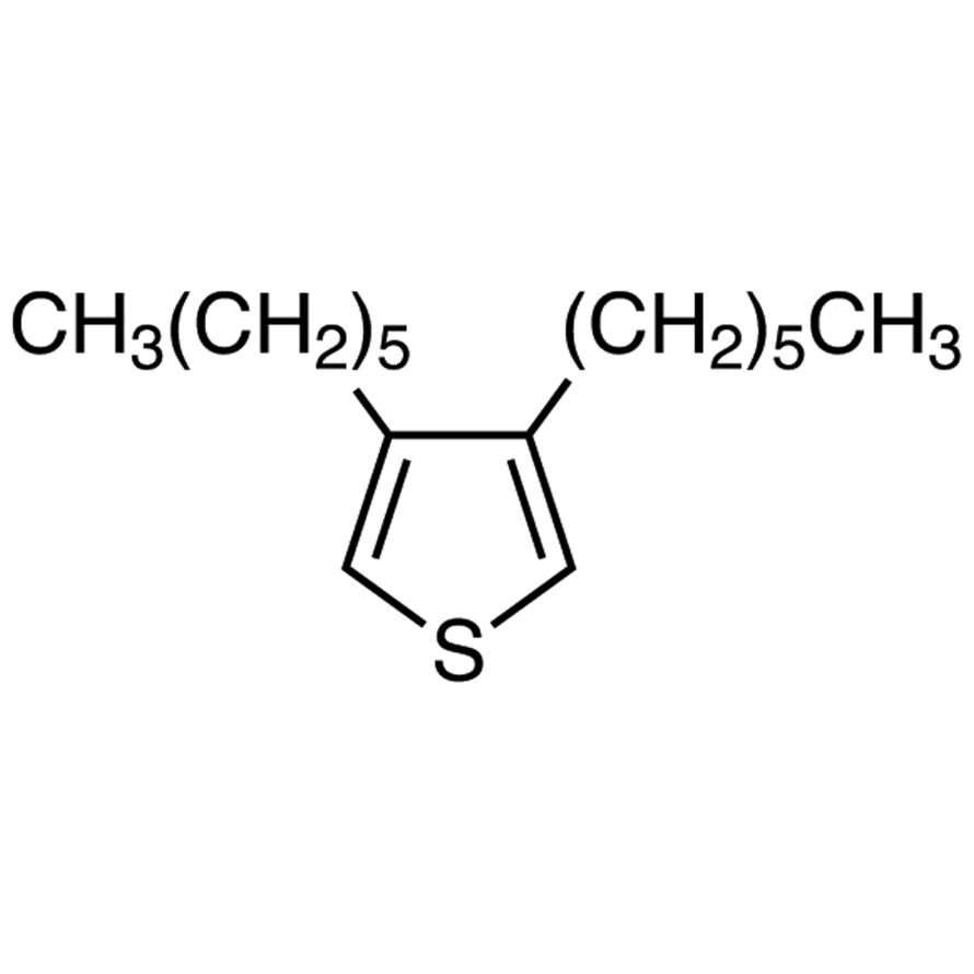 3,4-Dihexylthiophene