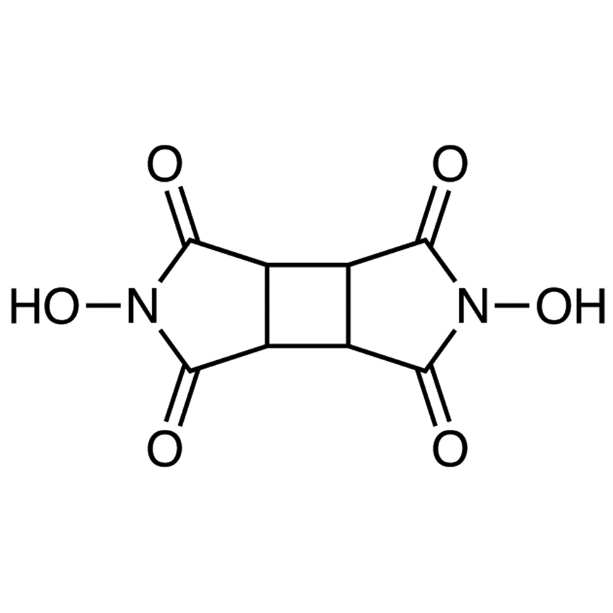 N,N'-Dihydroxy-1,2,3,4-cyclobutanetetracarboxdiimide