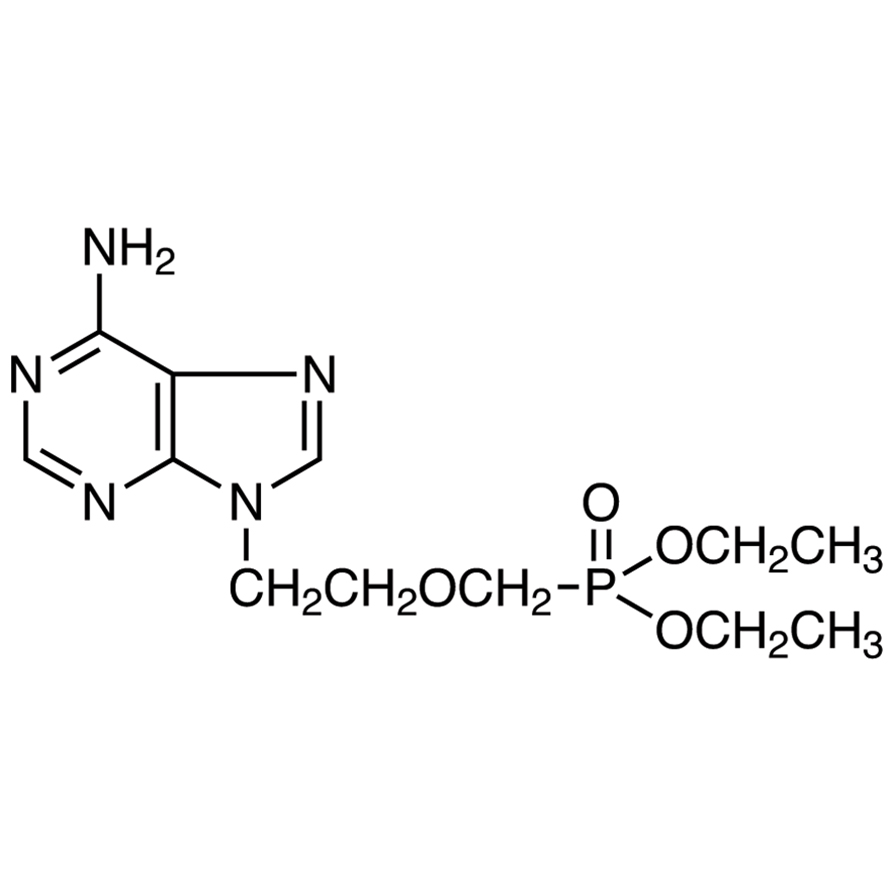 Diethyl [[2-(6-Amino-9H-purin-9-yl)ethoxy]methyl]phosphonate