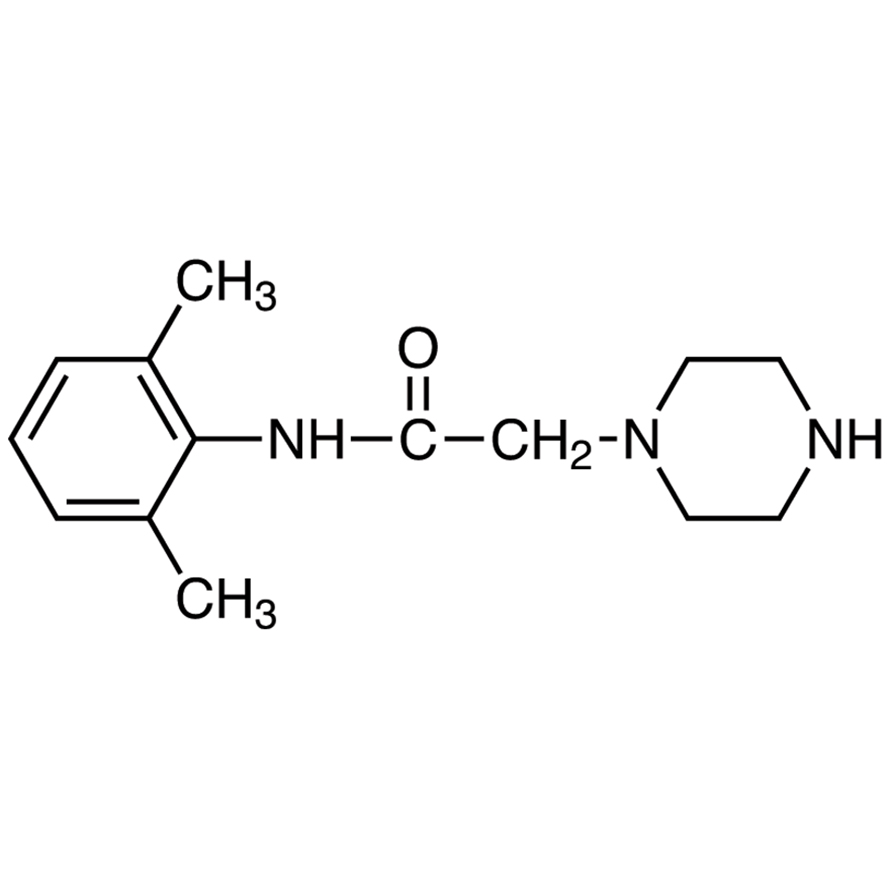 N-(2,6-Dimethylphenyl)-1-piperazineacetamide