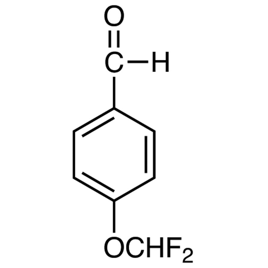 4-(Difluoromethoxy)benzaldehyde