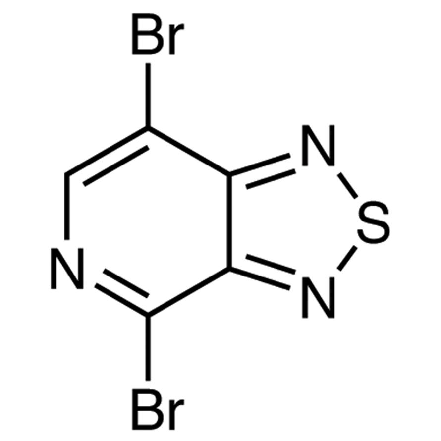4,7-Dibromo[1,2,5]thiadiazolo[3,4-c]pyridine