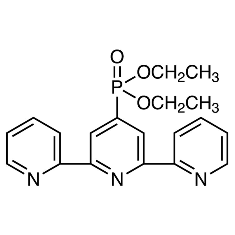 Diethyl 2,2':6',2''-Terpyridine-4'-phosphonate