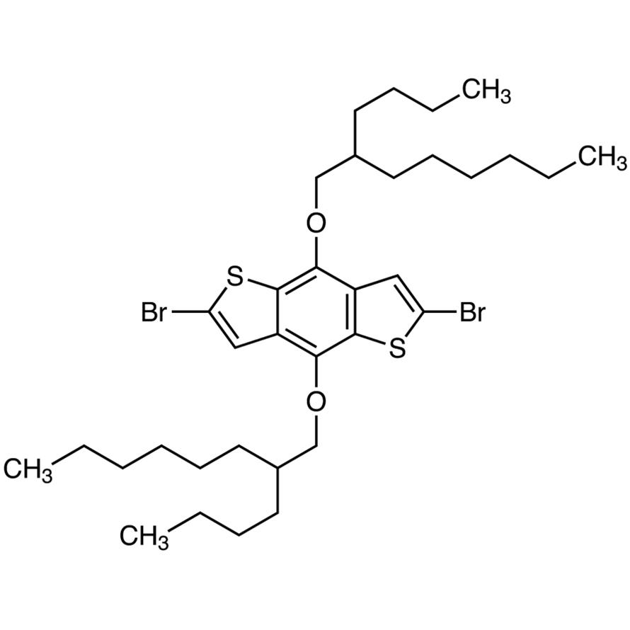 2,6-Dibromo-4,8-bis[(2-butyl-n-octyl)oxy]benzo[1,2-b:4,5-b']dithiophene