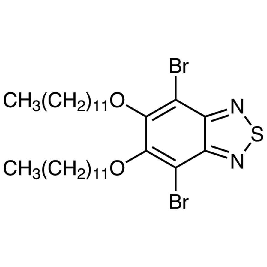 4,7-Dibromo-5,6-bis(dodecyloxy)-2,1,3-benzothiadiazole