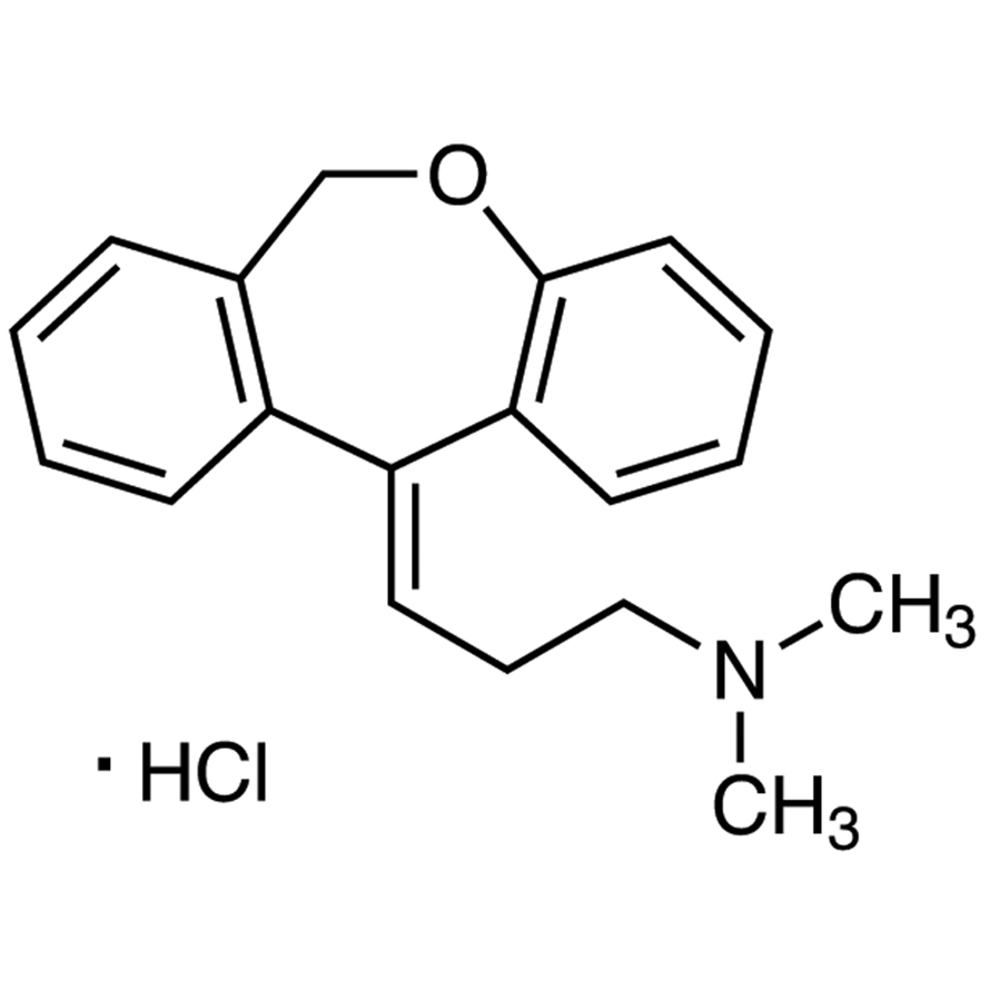 Doxepin Hydrochloride (mixture of isomers)