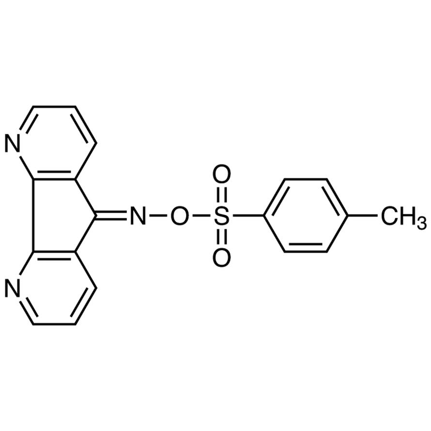 4,5-Diazafluorene-9-one O-(p-Toluenesulfonyl)oxime