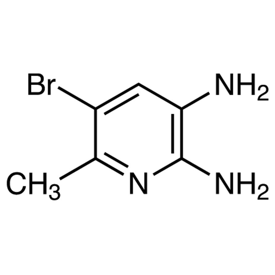 2,3-Diamino-5-bromo-6-methylpyridine