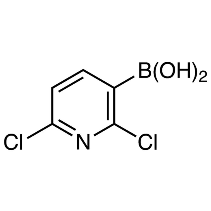 2,6-Dichloropyridine-3-boronic Acid (contains varying amounts of Anhydride)
