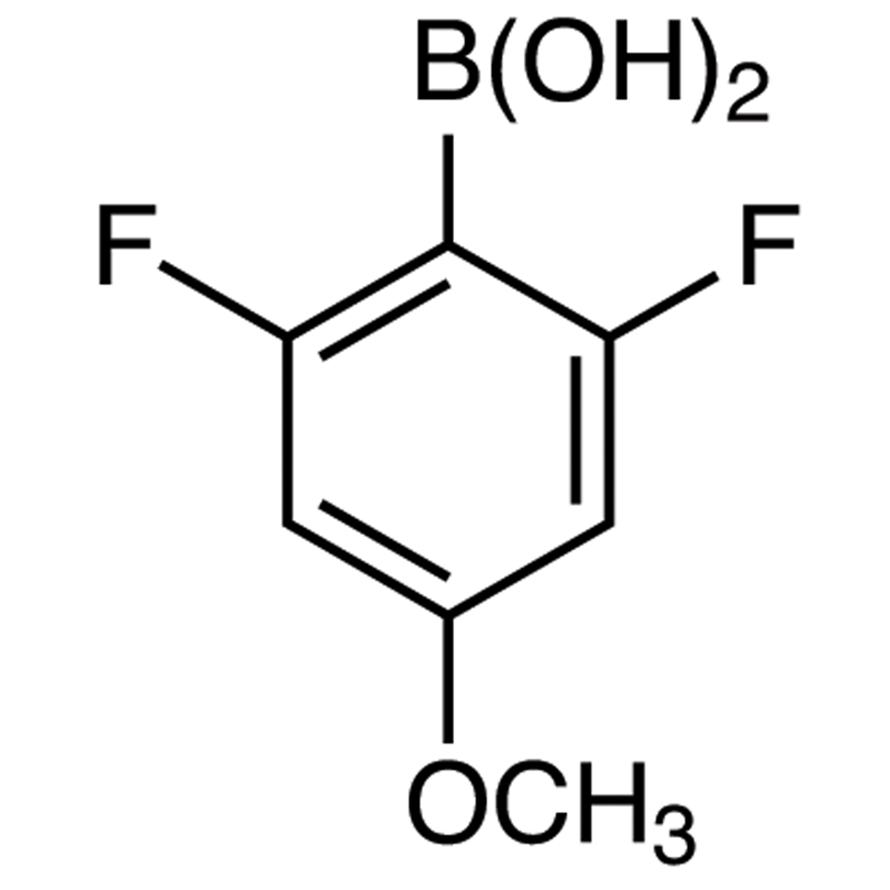2,6-Difluoro-4-methoxyphenylboronic Acid (contains varying amounts of Anhydride)