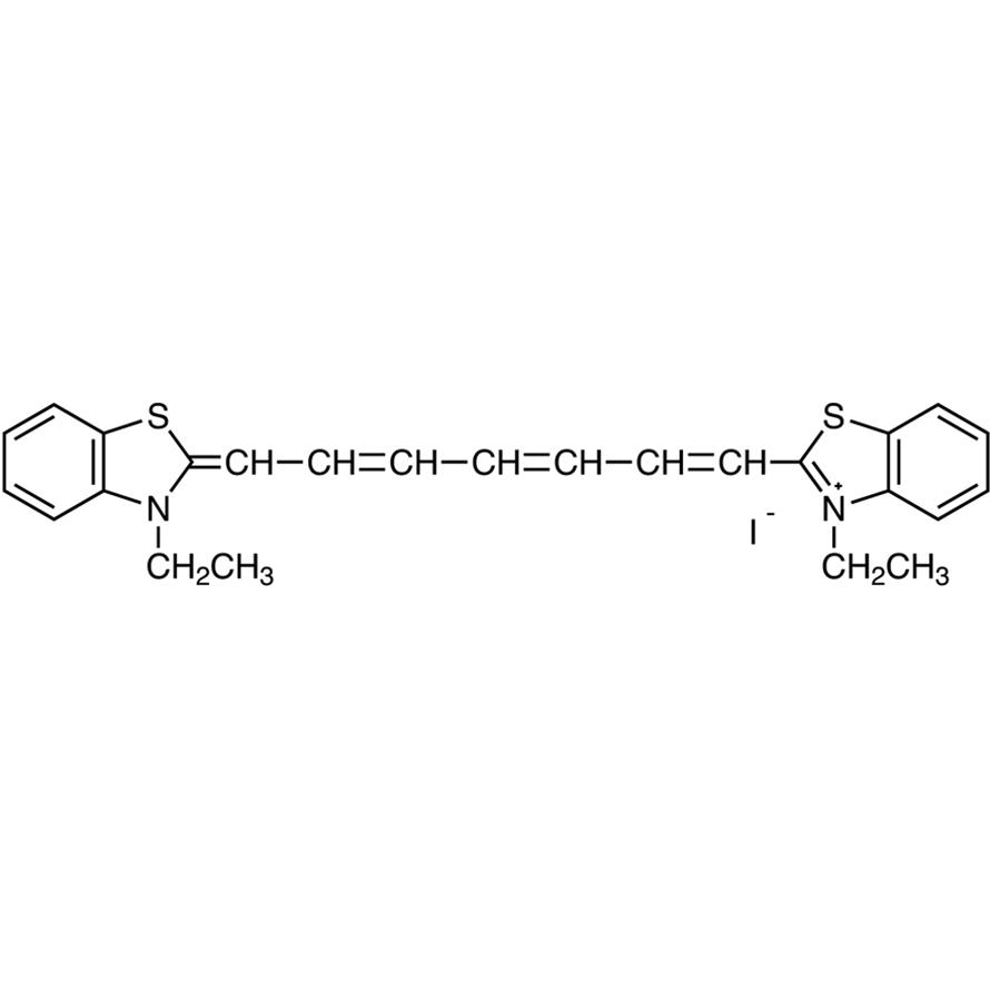 3,3'-Diethylthiatricarbocyanine Iodide