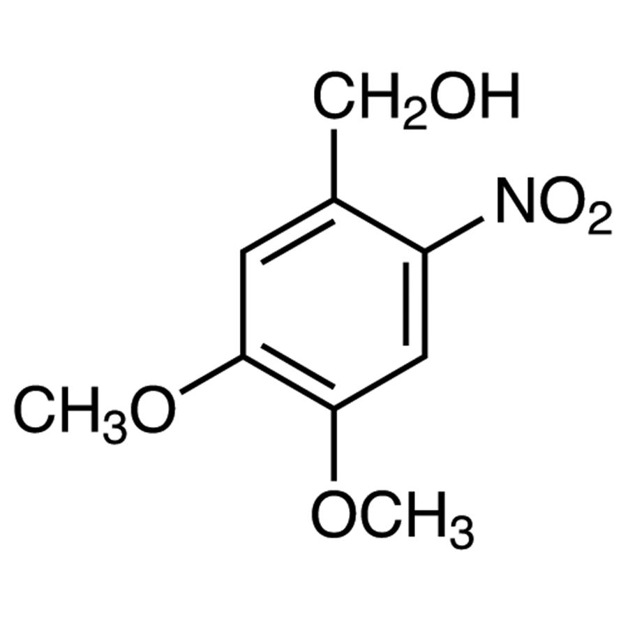 4,5-Dimethoxy-2-nitrobenzyl Alcohol