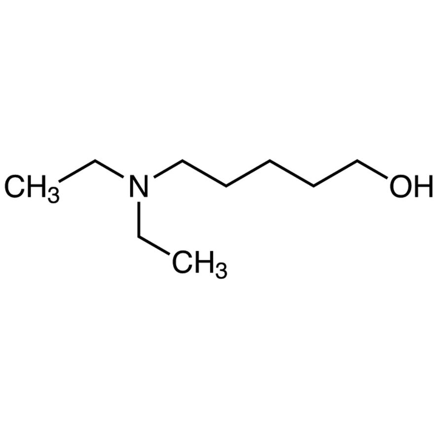 5-Diethylamino-1-pentanol