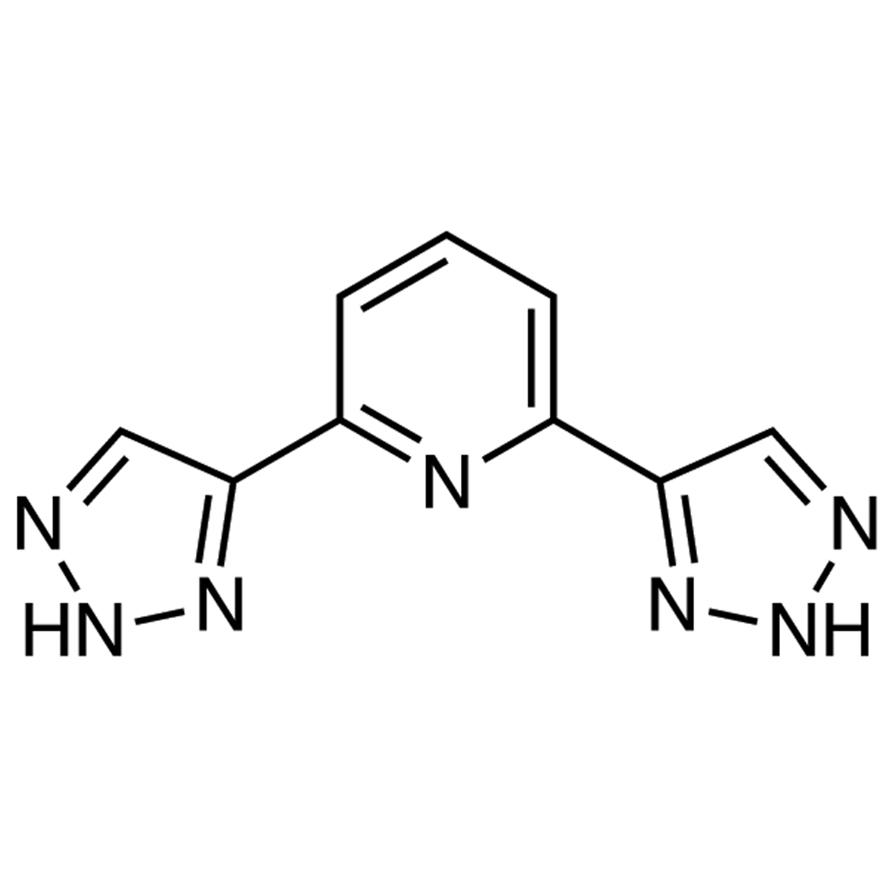 2,6-Di(2H-1,2,3-triazol-4-yl)pyridine