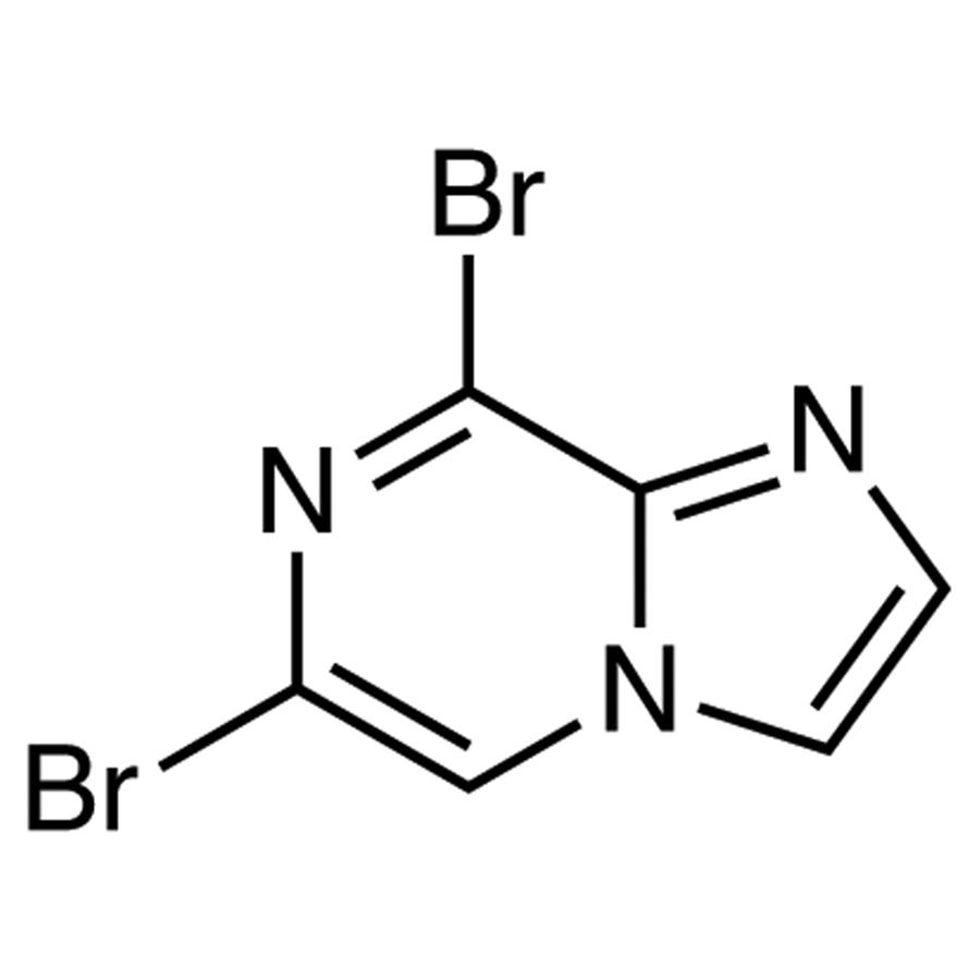 6,8-Dibromoimidazo[1,2-a]pyrazine