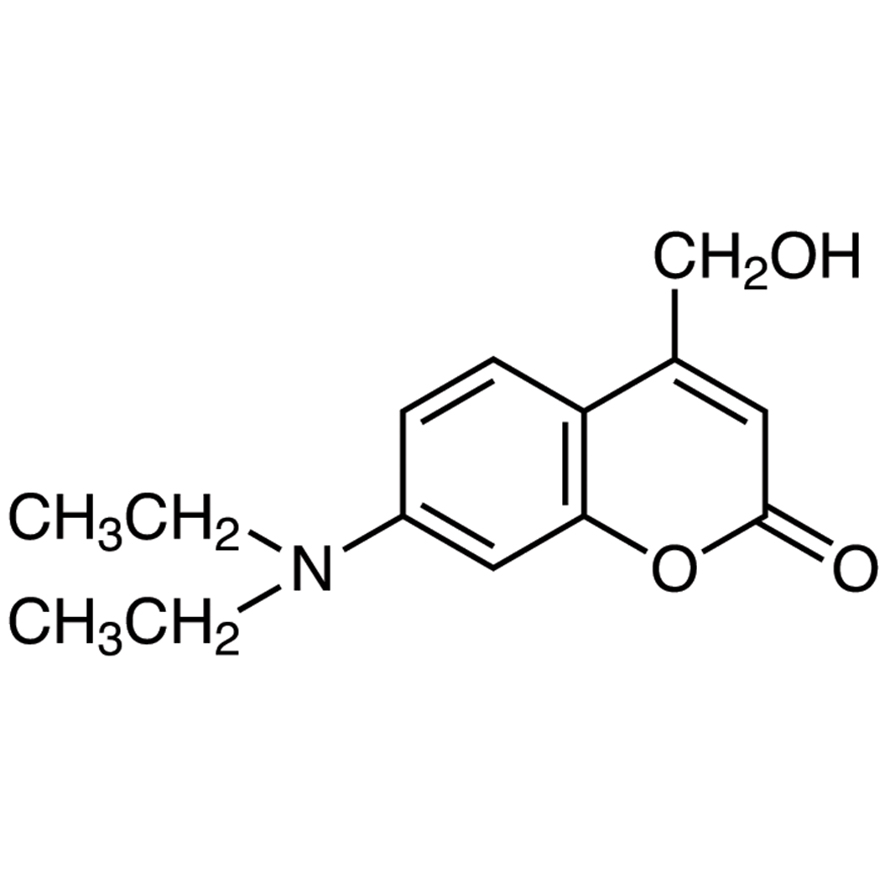 7-(Diethylamino)-4-(hydroxymethyl)coumarin
