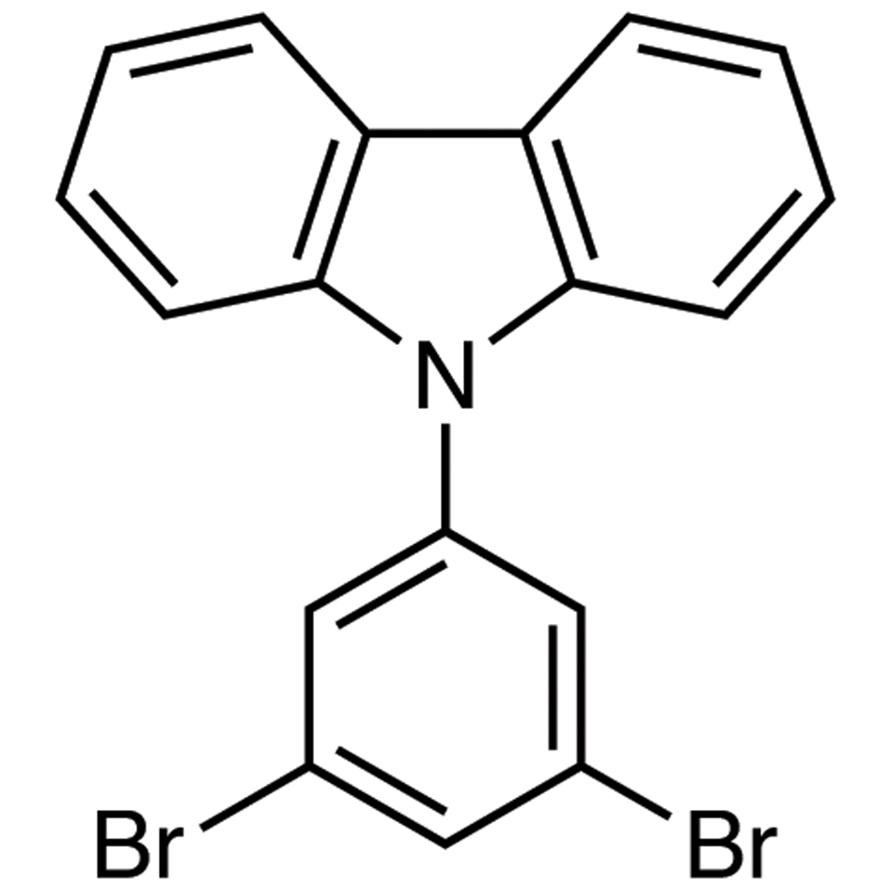 9-(3,5-Dibromophenyl)carbazole