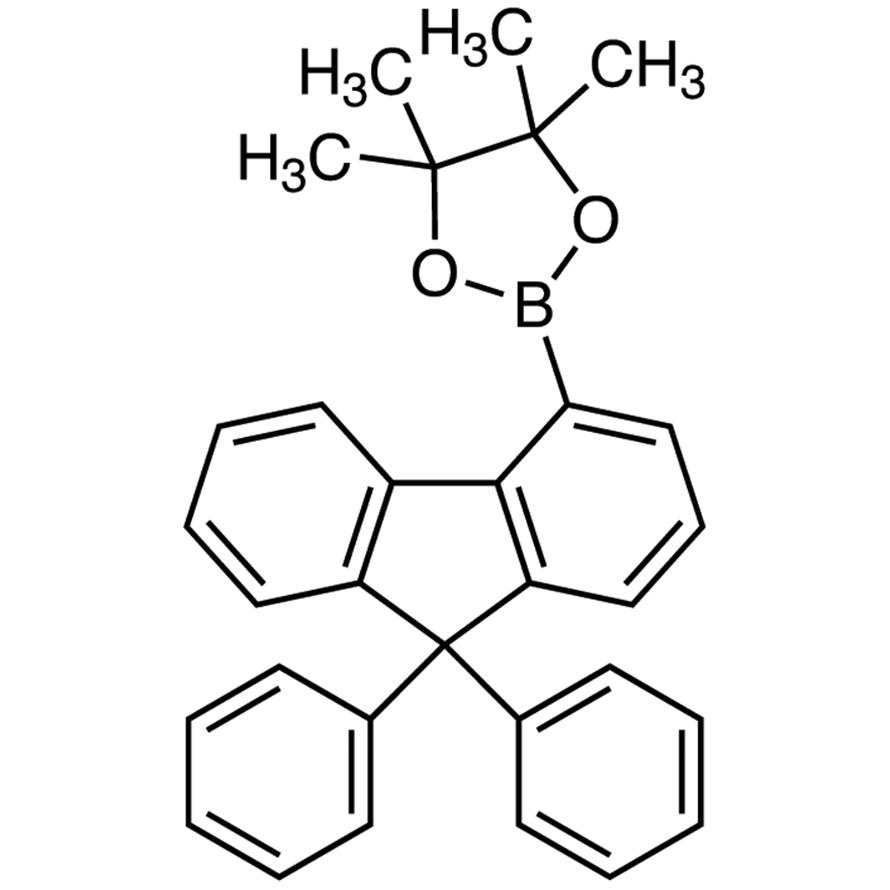 2-(9,9-Diphenyl-9H-fluoren-4-yl)-4,4,5,5-tetramethyl-1,3,2-dioxaborolane