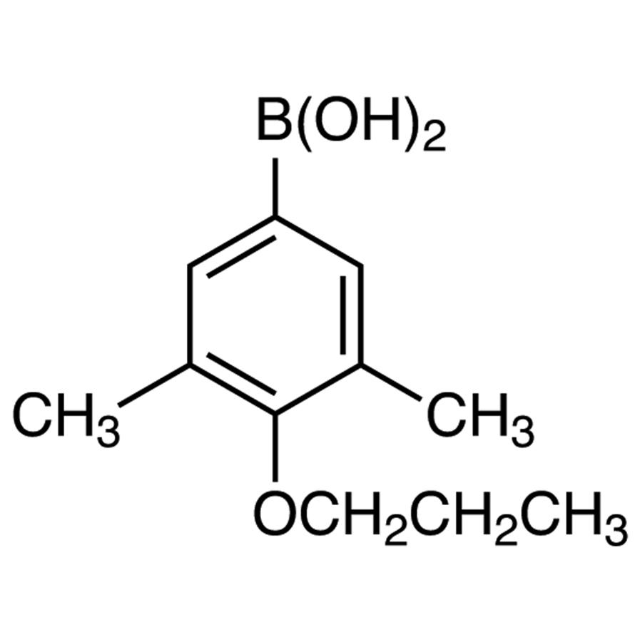 3,5-Dimethyl-4-propoxyphenylboronic Acid (contains varying amounts of Anhydride)