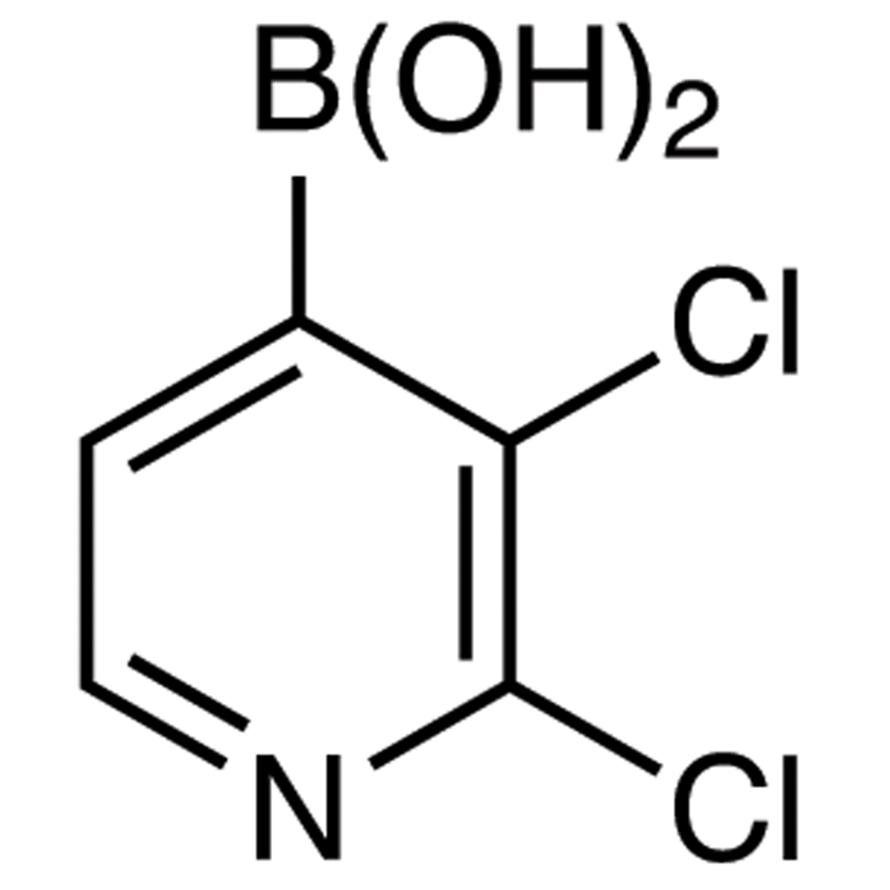 2,3-Dichloropyridine-4-boronic Acid (contains varying amounts of Anhydride)