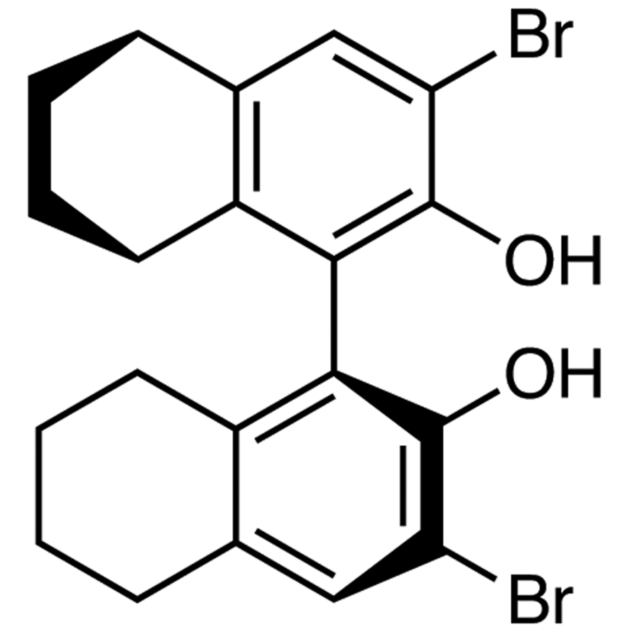 (S)-(-)-3,3'-Dibromo-5,5',6,6',7,7',8,8'-octahydro-1,1'-bi-2-naphthol