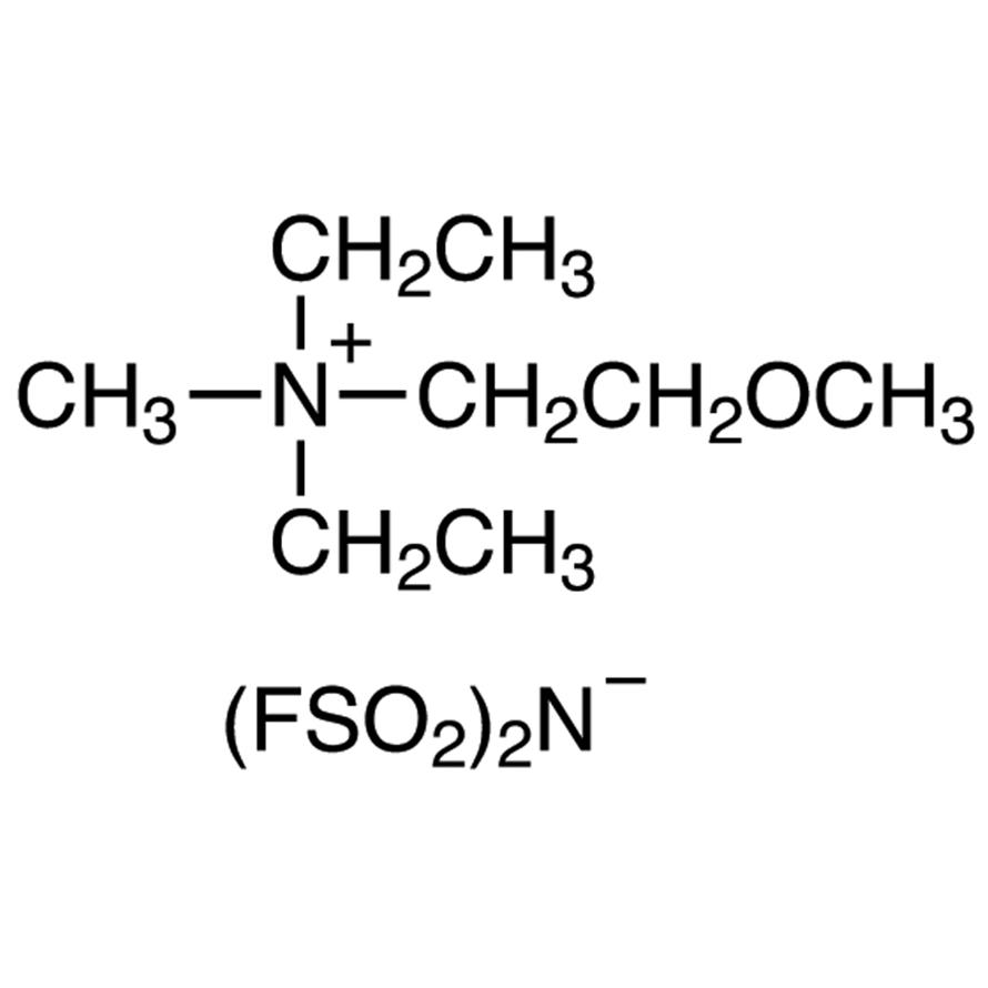 Diethyl(2-methoxyethyl)methylammonium Bis(fluorosulfonyl)imide
