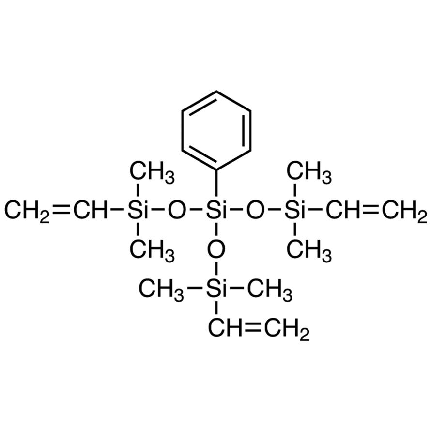 3-[[Dimethyl(vinyl)silyl]oxy]-1,1,5,5-tetramethyl-3-phenyl-1,5-divinyltrisiloxane