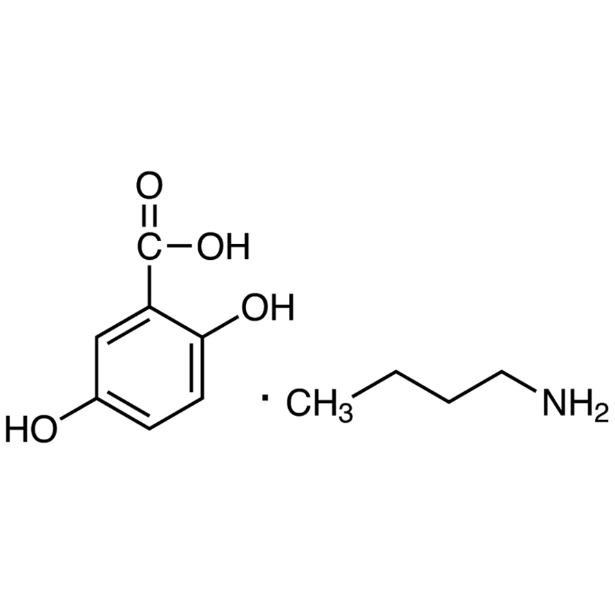 2,5-Dihydroxybenzoic Acid Butylamine Salt [Matrix for MALDI-TOF/MS]