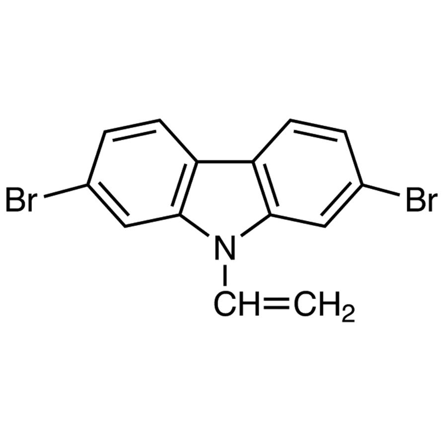 2,7-Dibromo-9-vinyl-9H-carbazole