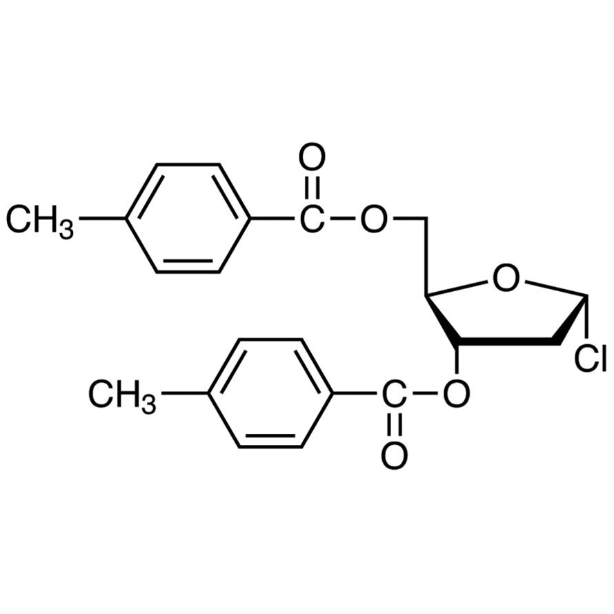 2-Deoxy-3,5-O-di-p-toluoyl--D-erythro-pentofuranosyl Chloride