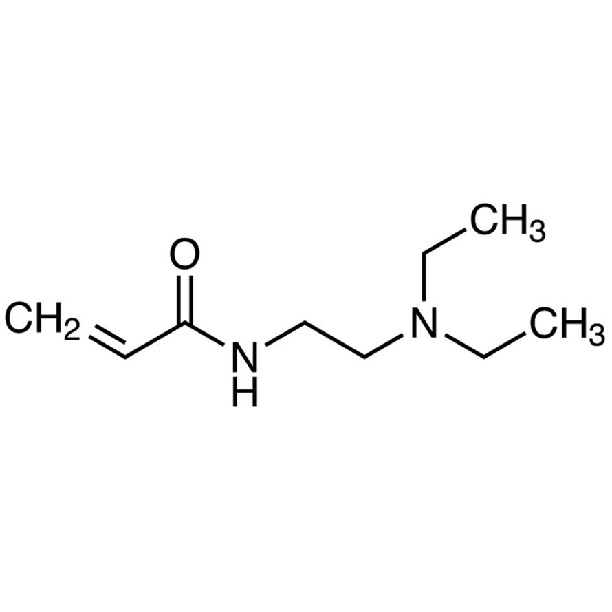 N-[2-(Diethylamino)ethyl]acrylamide (stabilized with MEHQ)