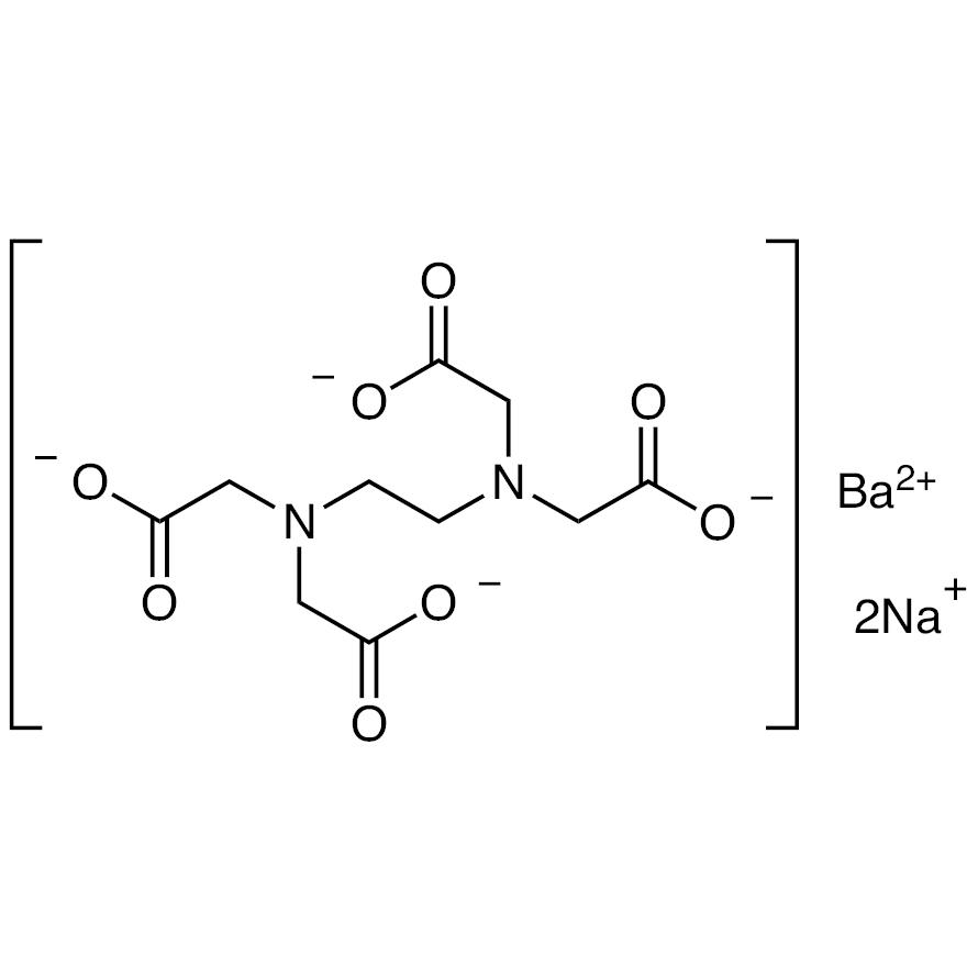 Barium Disodium Ethylenediaminetetraacetate