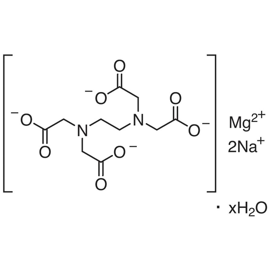 Ethylenediaminetetraacetic Acid Magnesium Disodium Salt Hydrate