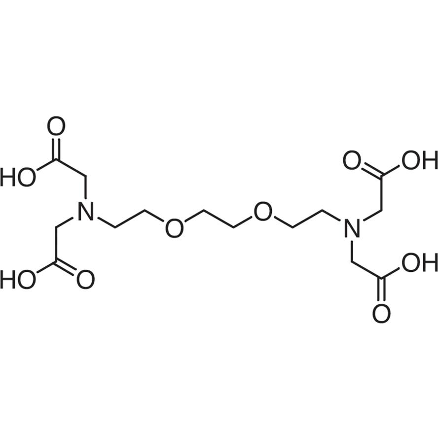 Ethylene Glycol Bis(2-aminoethyl Ether)-N,N,N',N'-tetraacetic Acid