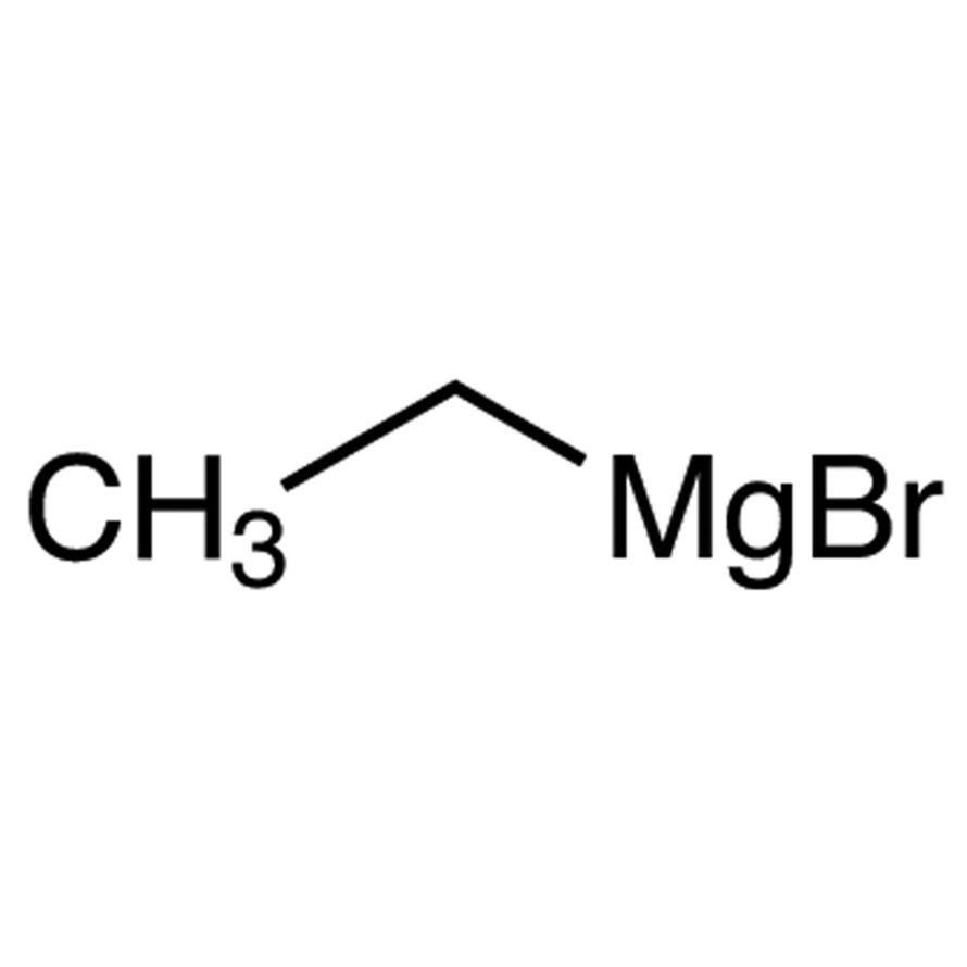 Ethylmagnesium Bromide (39% in Ethyl Ether, ca. 3mol/L)