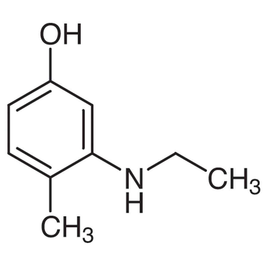 3-Ethylamino-p-cresol