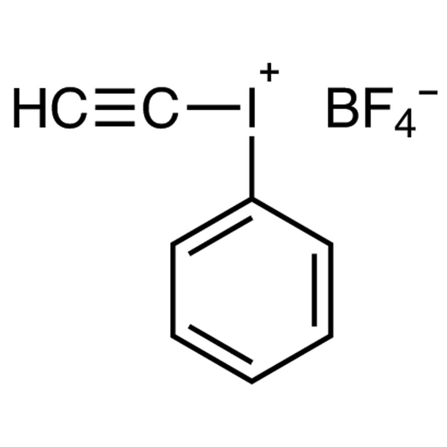 Ethynyl(phenyl)iodonium Tetrafluoroborate [Ethynylating Reagent]