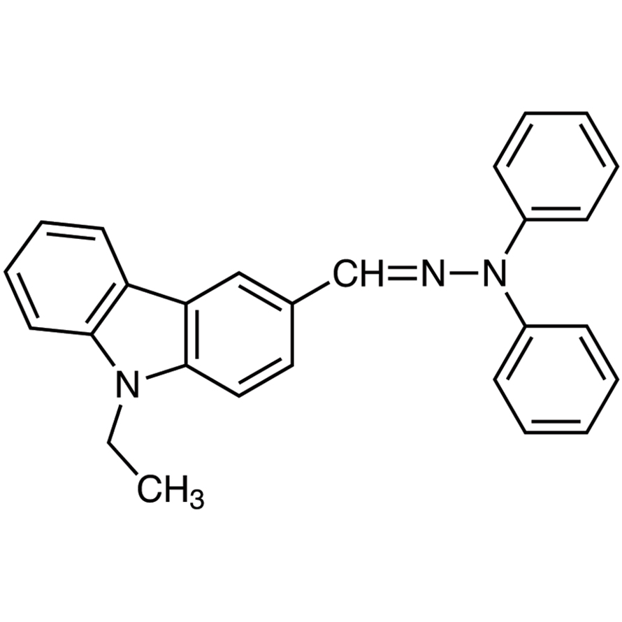 9-Ethylcarbazole-3-carboxaldehyde Diphenylhydrazone