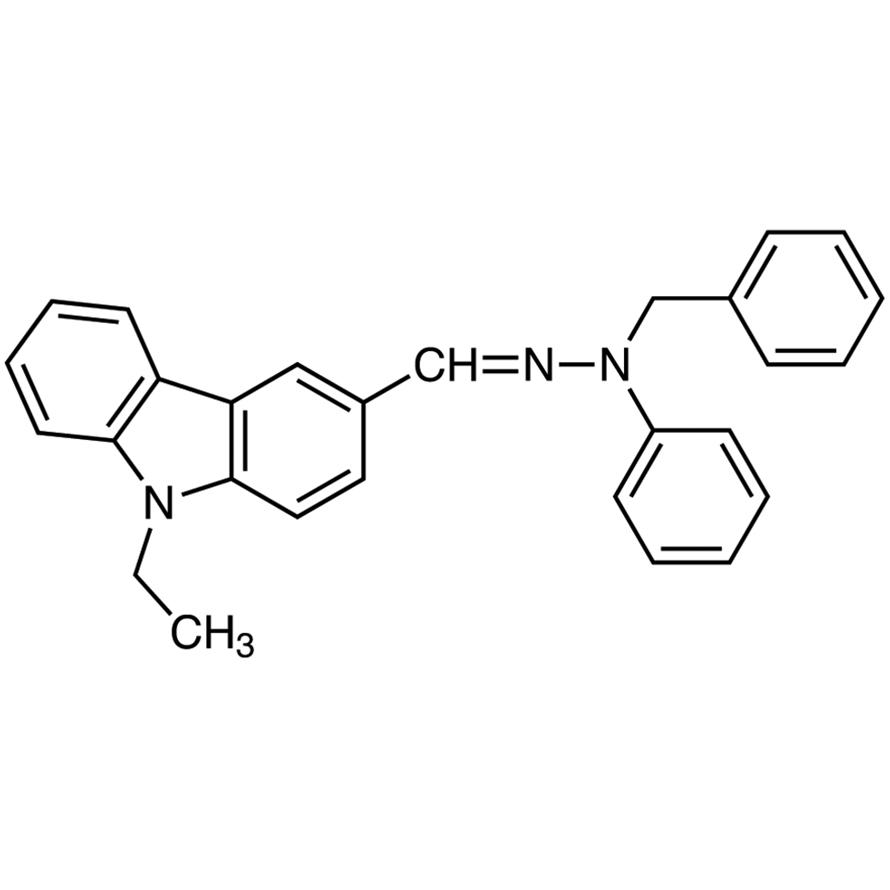 9-Ethylcarbazole-3-carboxaldehyde N-Benzyl-N-phenylhydrazone