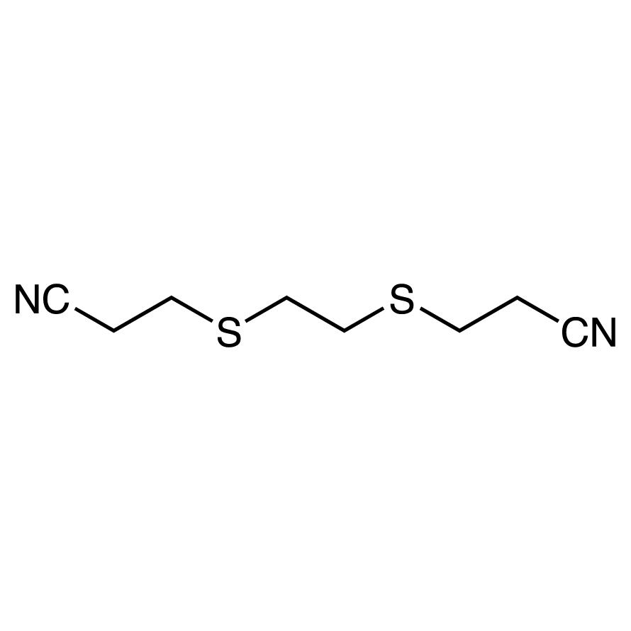 3,3'-(Ethylenedithio)dipropionitrile