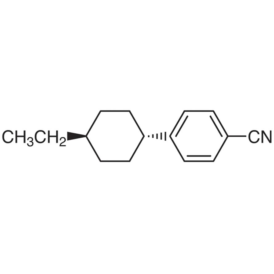 4-(trans-4-Ethylcyclohexyl)benzonitrile