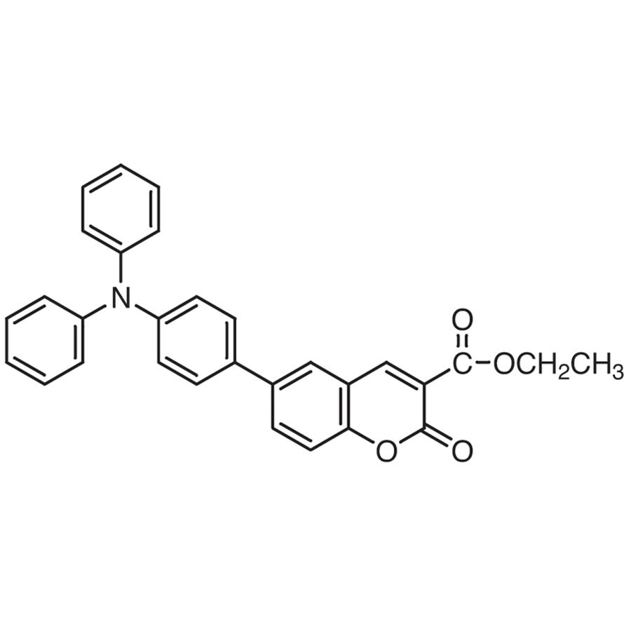 Ethyl 6-[4-(Diphenylamino)phenyl]coumarin-3-carboxylate