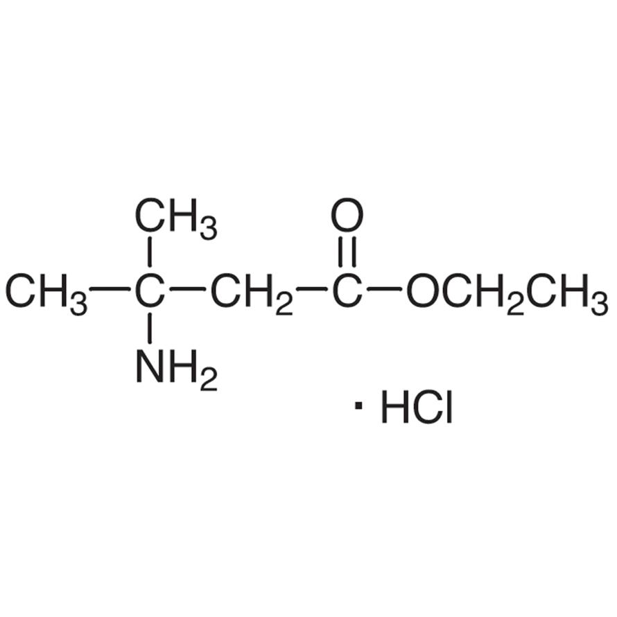 Ethyl 3-Amino-3-methylbutyrate Hydrochloride