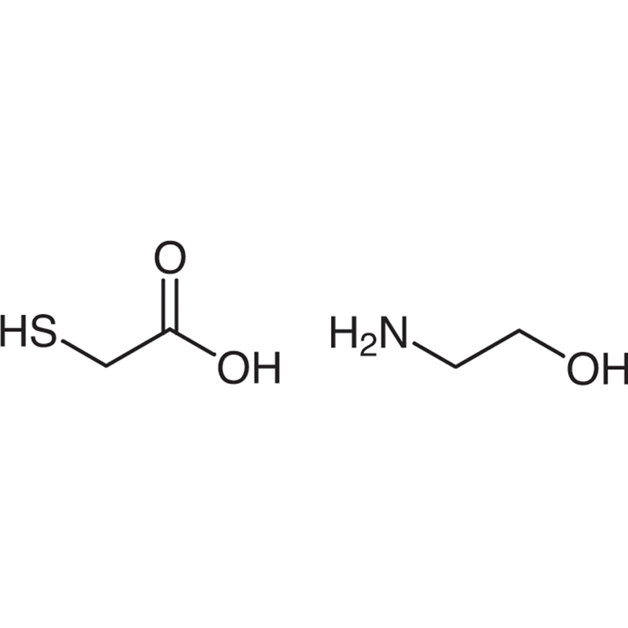 Ethanolamine Thioglycolate (ca. 85% in Water)