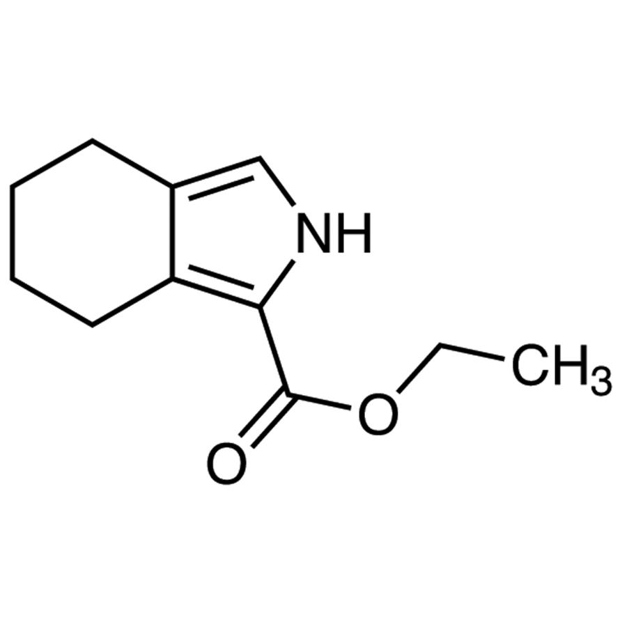 Ethyl 4,5,6,7-Tetrahydroisoindole-1-carboxylate