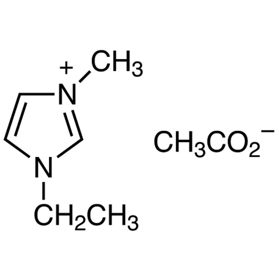 1-Ethyl-3-methylimidazolium Acetate