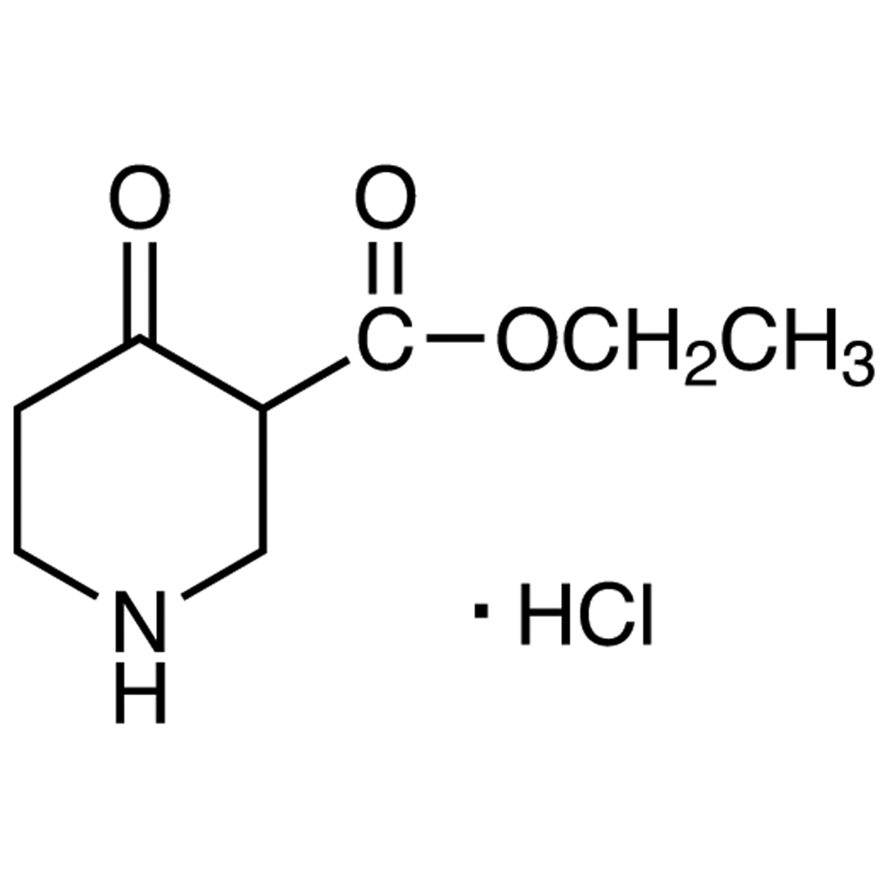 Ethyl 4-Oxo-3-piperidinecarboxylate Hydrochloride